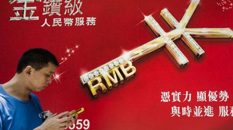 Yuan IMF'in Kur Sepetine Dahil Oluyor