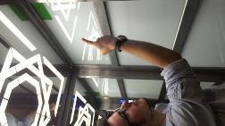 """""""Yeşil Etiketi Olmayan Asansörlere Binmeyin"""""""
