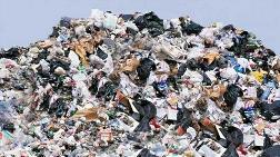 OECD'de Bir Kişi Yılda Ortalama 520 Kilogram Atık Üretiyor