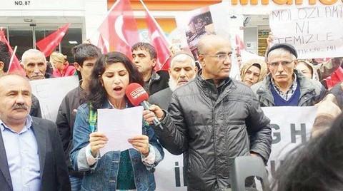 Hacıhüsrev Sakinlerinden Rantsal Dönüşüme Hayır!