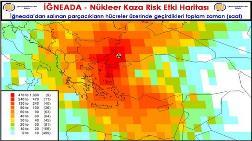 Çevre Mühendislerinden İğneada Nükleer Santrali için Risk Haritası