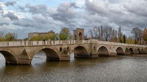 Tarihi Taş Köprüler Güvenlik Kamerasıyla Korunacak