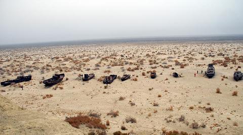 Dünya Bankası'ndan Aral Gölü İçin 38 Milyon Dolarlık Kaynak