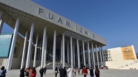 21. Yapı Fuarı – Turkeybuild İzmir Açıldı