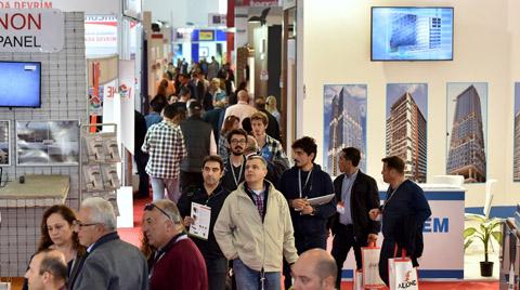 21. Yapı Fuarı – Turkeybuild İzmir'i 30.195 Kişi Ziyaret Etti