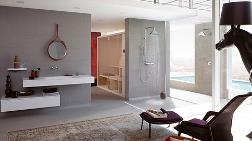 Front'un Tasarladığı Axor ShowerProducts: Duşun Endüstriyel Cazibesi