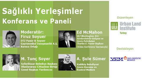 Sağlıklı Yerleşimler Konferans ve Paneli