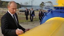Putin'den Türk Akım'ı Açıklaması Geldi