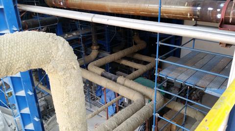 Termik Santrallerin Yalıtımında Eryap'ın Son Ürünü Wooler Kullanılıyor
