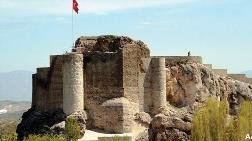 Harput Kalesi UNESCO için Hazırlanıyor