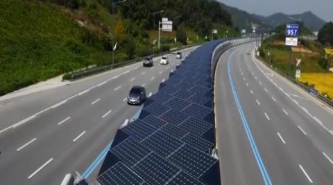 Farklı Bir Otoyol Projesi: Bisikletliler İçin Solar Yol