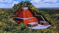 Latin Amerika Tarihinin En Büyük Piramidi Keşfedildi