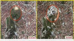 Çamlıca Camisi Google Earth'ten İşte Böyle Görüntülendi