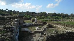 Az Bilinen Kültür Hazinesi Antik Kent Sponsor Bekliyor
