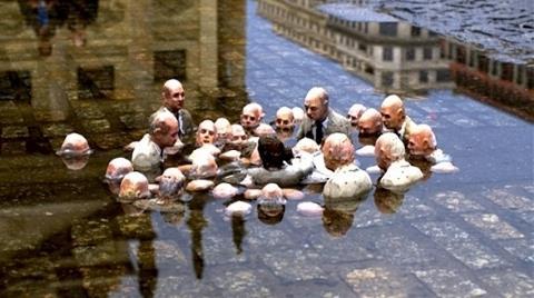 """""""2050'de Yeryüzünün Yüzde 70'i Sular Altında Kalacak"""""""