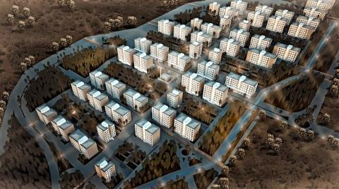 Manisa'ya 5 Bin Konutluk Proje