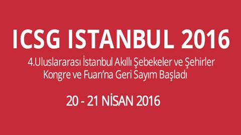 4. Uluslararası İstanbul Akıllı Şebekeler ve Şehirler Kongre ve Fuarı
