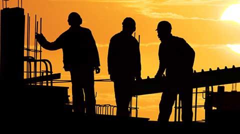 İnşaat Sektöründe Saatlik İşgücü Maliyeti Arttı
