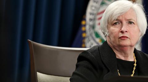 Fed Başkanı Yellen: Faiz Artışında Daha Kademeli Bir Yol İzlenecek