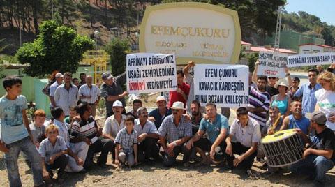 """""""Baraj Sınırına Altın Madeni Yapılması Tehlike Yaratır"""""""