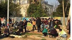 Fındıklı Parkı Şantiyeye Dönüşüyor!