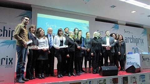 20. Yılını Kutlayan Archiprix - TR'in Ödül Töreni Ankara'da Gerçekleşti