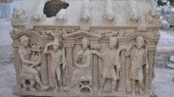 Lahit Mezarın Fotoğrafları Yayınlandı