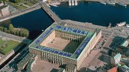 Stokholm Sarayı'nın Çatısına Güneş Panelleri Kurulacak