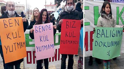 """""""Termik Santral Köylülerin Sonu Olur"""""""