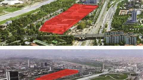 Ankara'nın En Büyük Arazisine Yeni Proje!