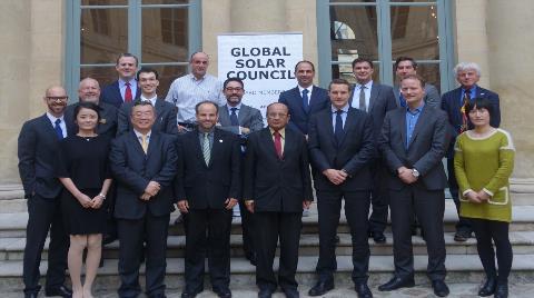 Küresel Güneş Konseyi Kuruldu
