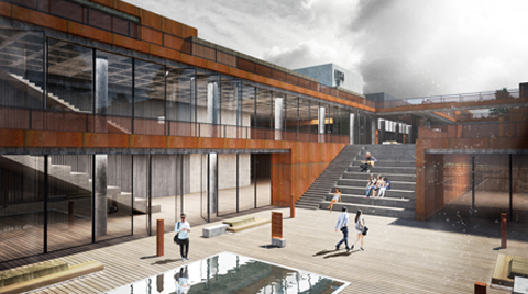 Lüleburgaz Yıldızları Sanat Akademisi Mimari Proje Yarışması Sonuçlandı