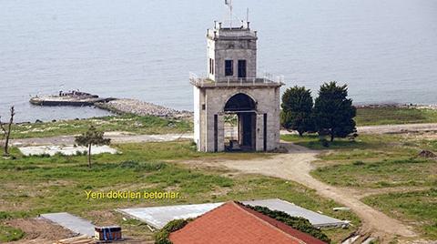 TOKİ, Baruthane Alanını Şantiyeye Çevirmeye Kararlı