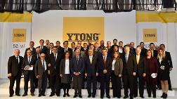 Türk Ytong Sektördeki 52. Yılını Kutladı