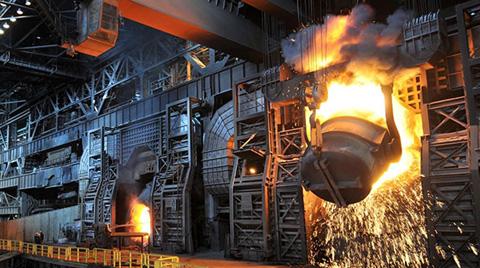 Çelik Üretiminde Rekor Kırdı
