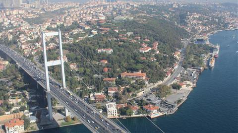 İstanbul'da Boğaz'dan Geçen Teleferiğe Onay!