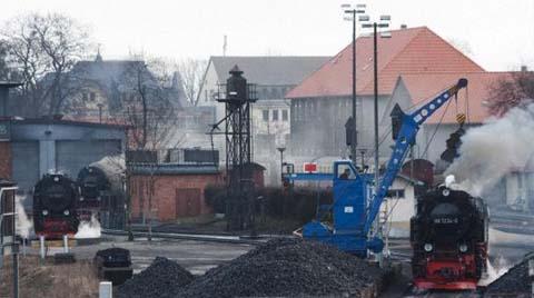 2018'de Almanya'da Kömür Çıkarılmayacak