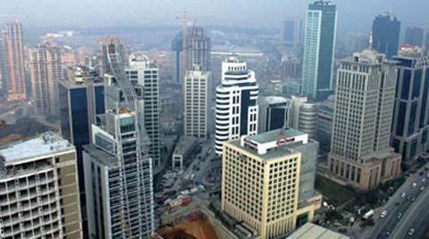 İstanbul'un Yüksek Binaları Dünya Sıralamasında 25. Sırada