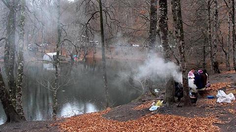 Orman Bakanı: Bolu Yedigöller'de Artık Piknik Yasak