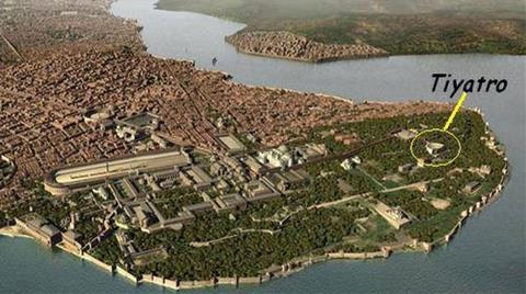 İstanbul'un Antik Tiyatrosu Nerede?