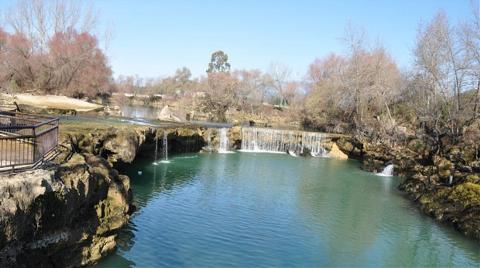 Baraj Kapakları Kapanınca Manavgat Şelalesi Kayboldu