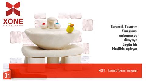 XONE Seramik Tasarım Yarışması 2015