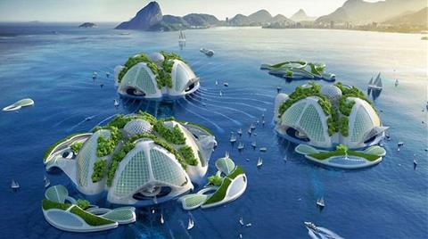 Dünyanın İlk 'Su Altı Kuleleri' Rio'da Yapılacak