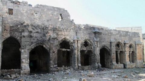 Suriye'nin Savaşta Yok Olan Kültürel Mirası
