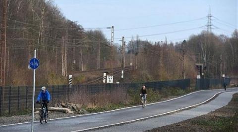 Bisikletlilere Özel Otoban Açılıyor