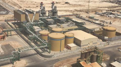 Zorlu Enerji'nin İsrail'deki 3. Enerji Santrali Devrede