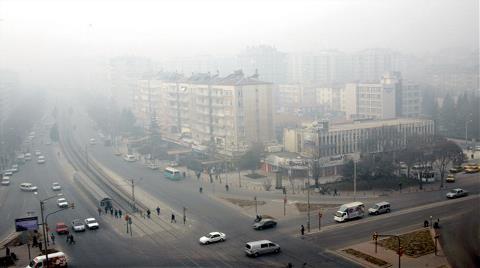 Hava Kirliliğinden Ölüm Trafik Kazalarından Ölenlerden 6 Kat Fazla