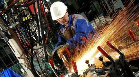 Sanayi Üretimi Kasım'da Beklentinin Altında Kaldı