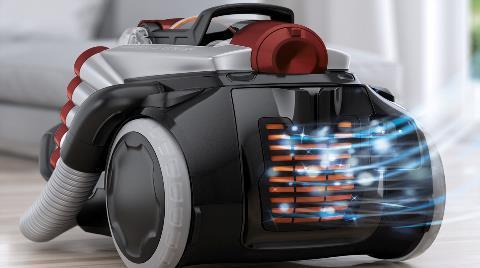 Electrolux'ten Eco Force Elektrikli Süpürgeleri