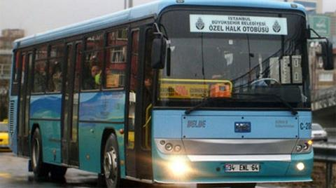 İETT'den 3 Yeni Otobüs Hattı